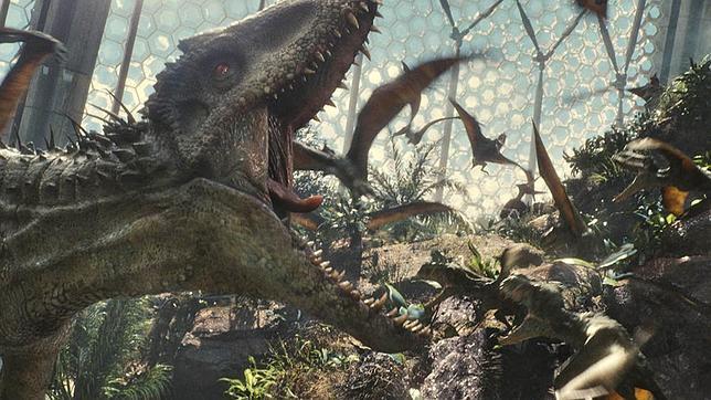Un paleontólogo analiza la ciencia tras los dinosaurios de «Jurassic World»