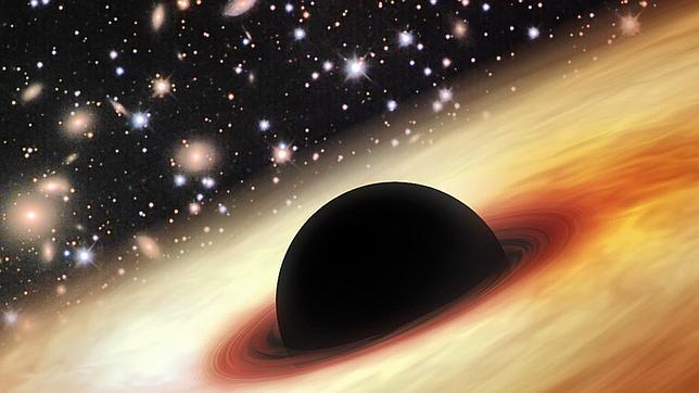 ¿Qué pasaría si una persona cayera en un agujero negro?