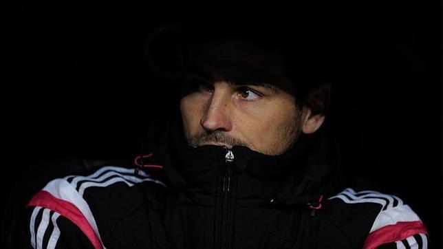 Casillas, a un paso de su adiós del Real Madrid