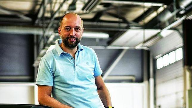 Gerard López, dueño de la escudería Lotus