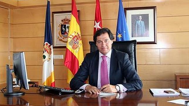 El alcalde en funciones que optaba a la reelección, José Ignacio Fernández Rubio