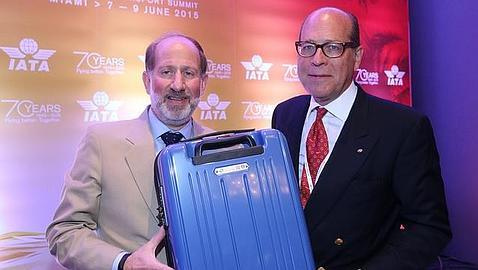 Así será la maleta estándar para llevar en cabina de los aviones