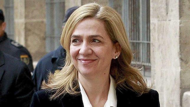 El Rey revoca el título de Duquesa de Palma a la Infanta Cristina