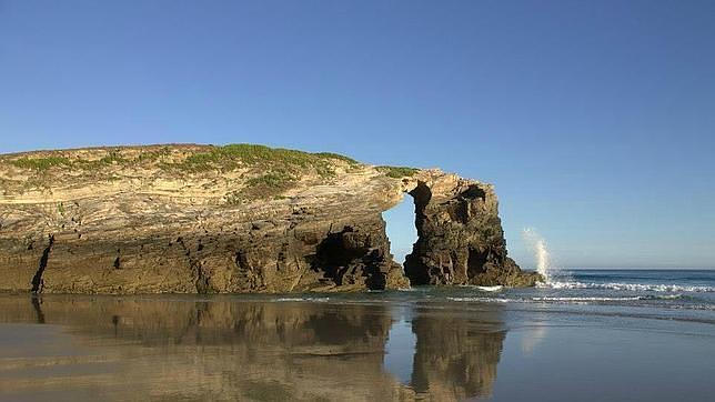 3. playa de las catedrales galicia