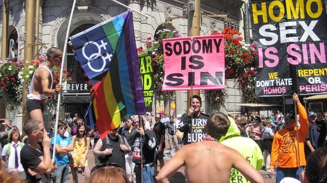 Danza gay de la universidad de Columbia