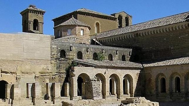 Monasterio de Sijena, al que debe regresar esta colección artística