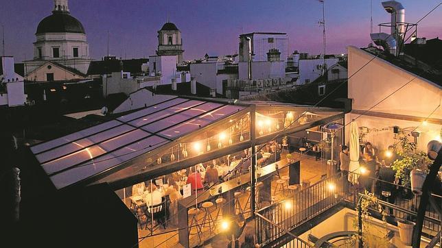 El hostel celebra las «Cenas en las alturas» con el restaurante Triciclo