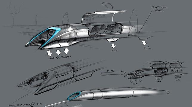 Diseña el primer prototipo de «Hyperloop» y haz historia
