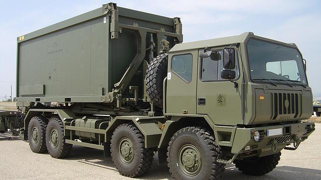 Iveco estrecha su colaboración con el ejército español, tras haber suministrado más de 2.400 vehículos en la última década