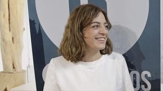 Celia Mayer, la nueva concejal de Cultura y de Deportes del Ayuntamiento de Madrid, fue portavoz de Ganemos