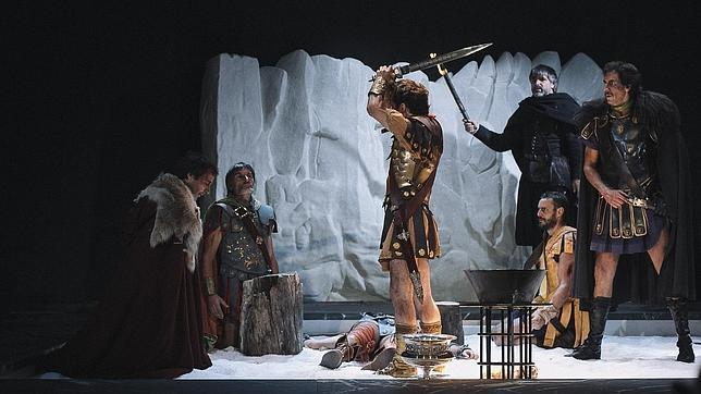 El Alcázar de Toledo acoge una nueva versión teatral sobre El Greco