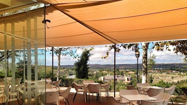 Vistas desdes de la terraza de Recaredo
