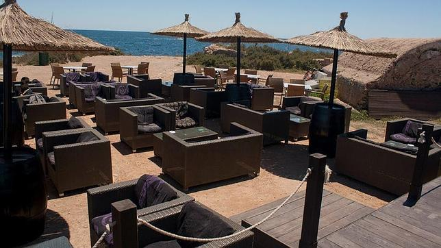 Terrazas chill out excellent terraza chill out con palets - Terraza palets chill out ...