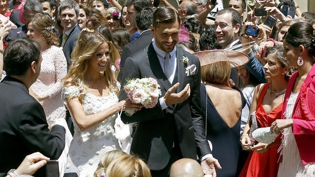la boda de fernando llorente y maría lorente revoluciona san sebastián