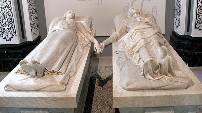 Resultado de imagen de amantes de teruel mausoleo