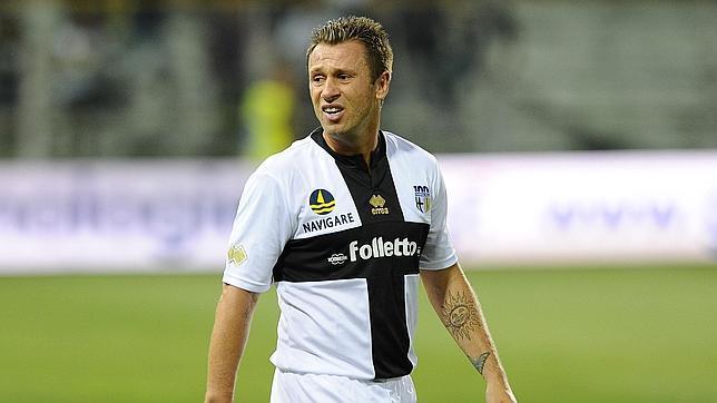 Diez leyendas del fútbol que jugaron en el Parma