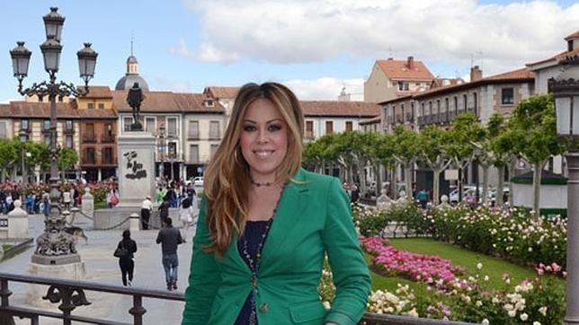 En la imagen, Virginia Sanz, exconcejal del Partido Popular