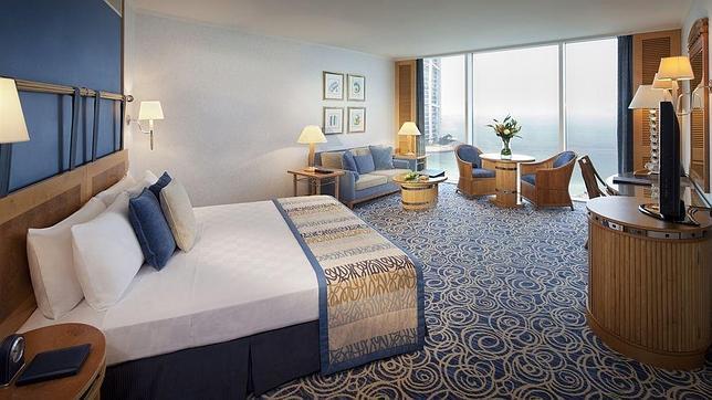 La actividad favorita de los espa oles en una habitaci n for Descripcion de una habitacion de hotel