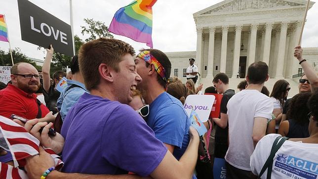 Casamiento homosexual en estados unidos