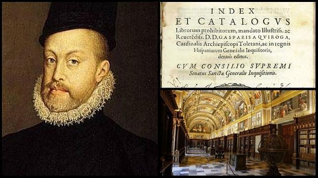 Felipe II y la biblioteca del Real Monasterio de El Escorial