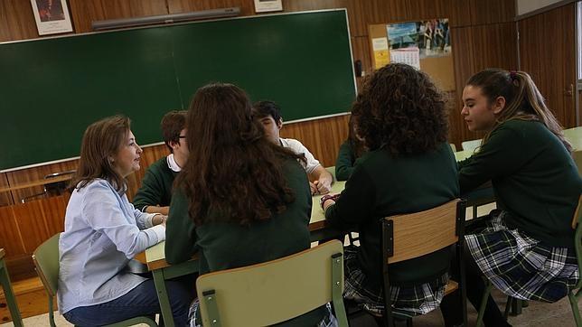 La mediación se ve desde la etapa escoalar