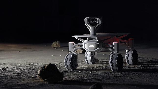 Audi quiere mandar este «coche» a la luna
