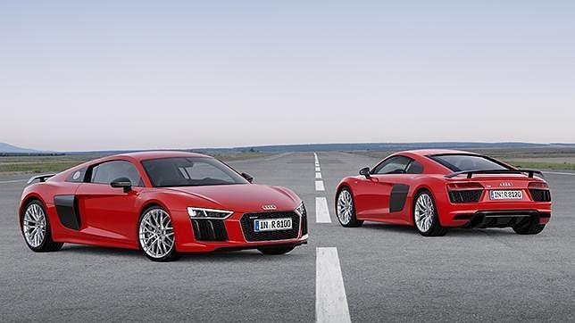 Los nuevos Audi R8 ya tienen precio en España