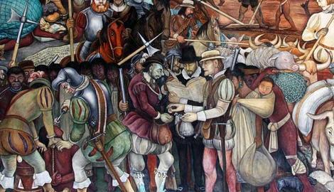 La maldición de la tumba de Hernán Cortés: el padre olvidado por México