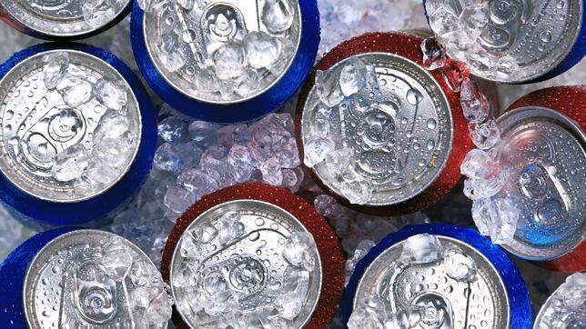 Cada vez se consumen más refrescos azucarados