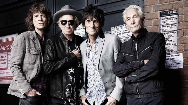 Los Rolling Stones, en una imagen de archivo
