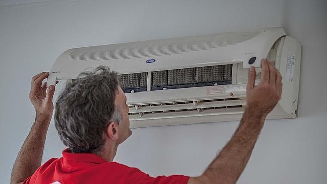 El mal uso del aire acondicionado puede provocar enfermedades