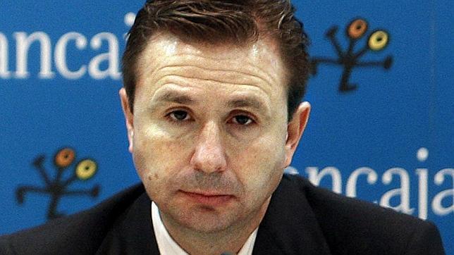 Aurelio Izquierdo, último presidente del Banco de Valencia