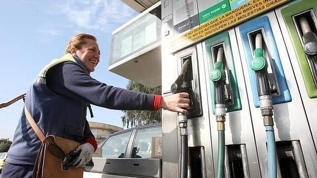 Las gasolineras m s econ micas de madrid - Cabo rufino lazaro ...