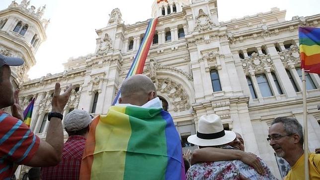 público gay España