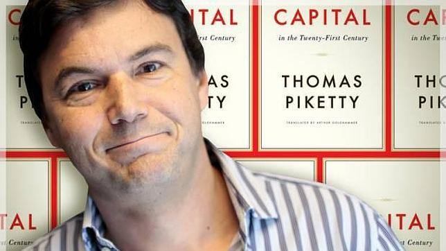 El autor de «El capital en el siglo XXI», Thomas Piketty