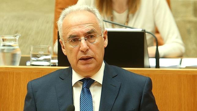 El nuevo presidente del Gobierno riojano, José Ignacio Ceniceros