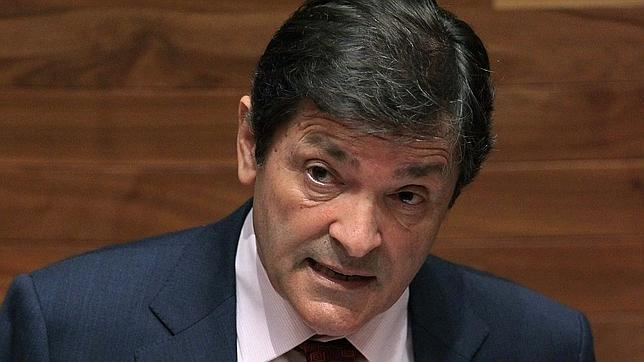El socialista, Javier Fernández