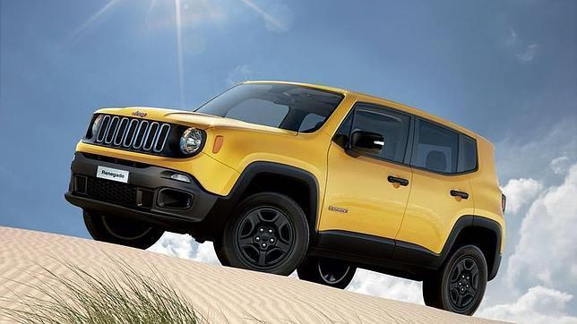 El Renegade ha sido uno de los grandes éxitos del grupo Fiat Jeep
