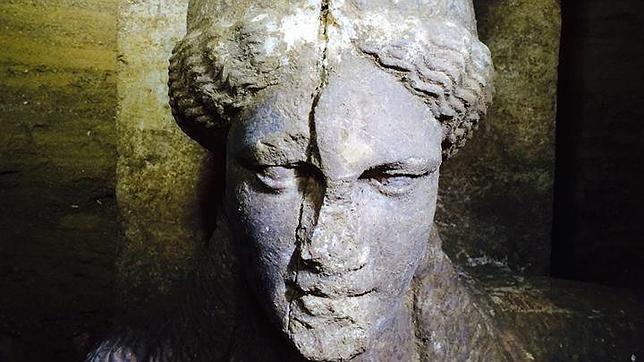 Amfípolis, en Grecia, la tumba de Europa