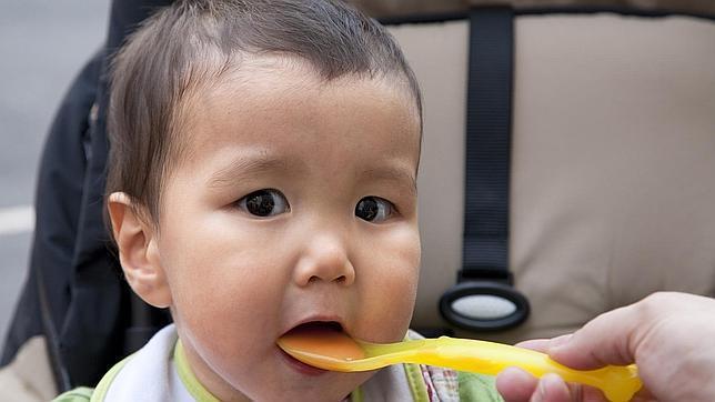 Lo que el bebé come en sus 1.000 primeros días, vital para su salud