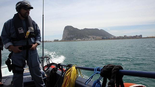 Patrulla marítima española de Gibraltar