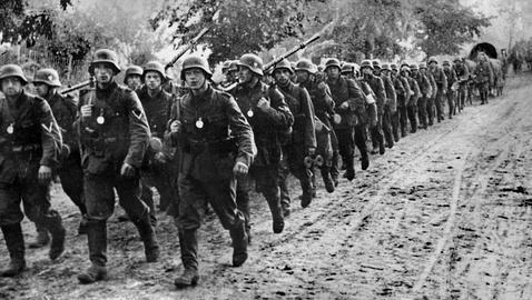 El ejército de prostitutas nazis