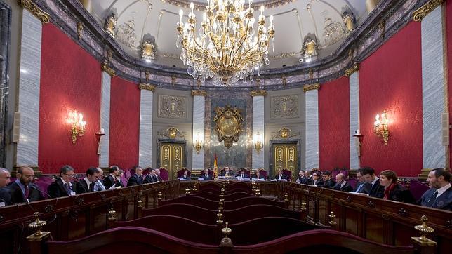 Batalla en el supremo para presidir la sala que controla for Sala 4 tribunal supremo