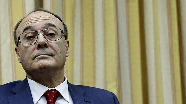 El gobernador del Banco de España, Luis Linde