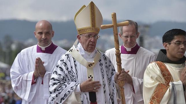 El Papa afirma que la independencia de Hispanoamérica «nació de la conciencia de los saqueados»