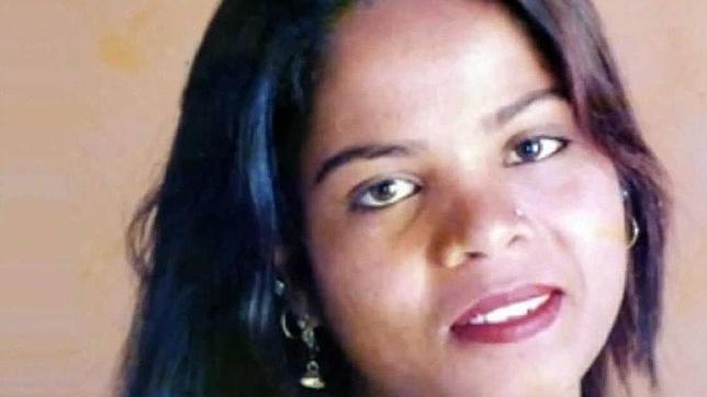 La cristiana pakistaní condenada a muerte por beber de un pozo para musulmanes