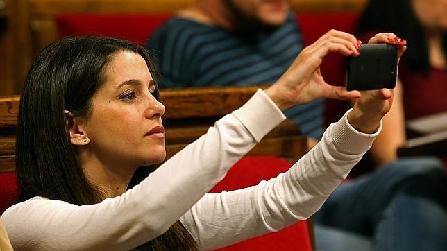 Inés Arrimadas, en una imagen reciente