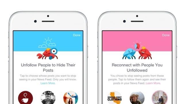 Facebook actualiza su «feed» de noticias con más opciones