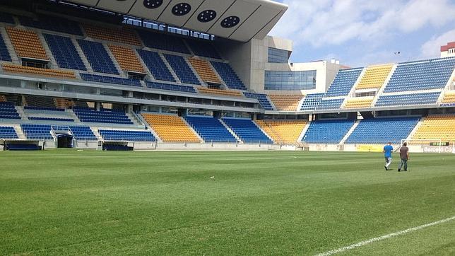 Estadio Ramón de Carranza de Cádiz
