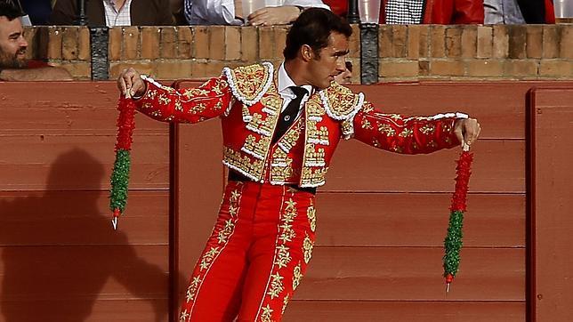 El Fandi corta la única oreja en la Feria de Teruel